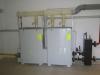 Сборные экологические термические модули конденсационного типа